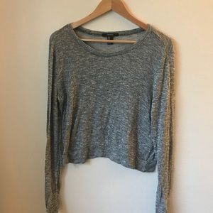 Forever 21 Crop Sweater Size M